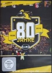 Die DVD zu den Festlichkeiten.