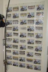 Poster, Postkarten und Bilder